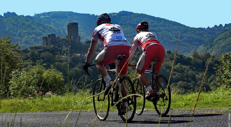 Les Grimpettes du Carladez - Rando cyclo et vtt