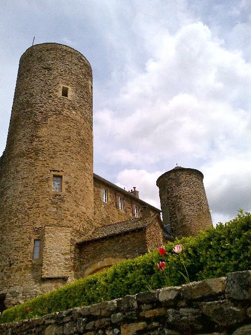 Salle du Château de Pomayrols