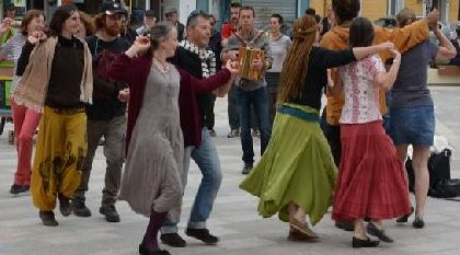 SOIREE Danses traditionnelles