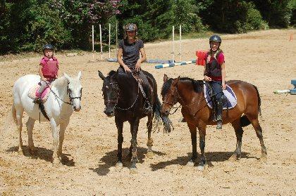 Ecurie des Grands Causses - Enseignement de l'équitation