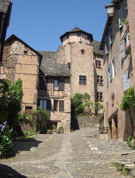 Conques - Visite guidée village médiéval