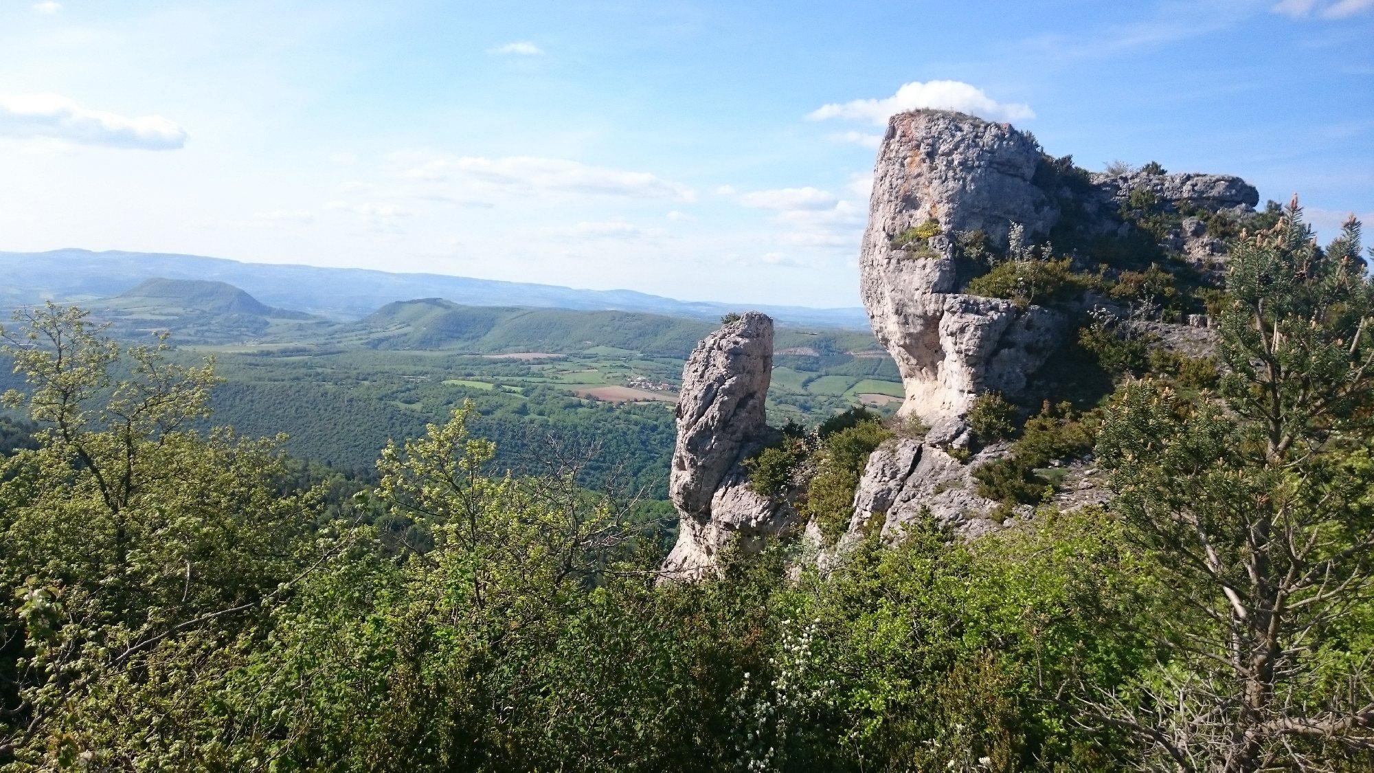 Pierrefiche Du Larzac