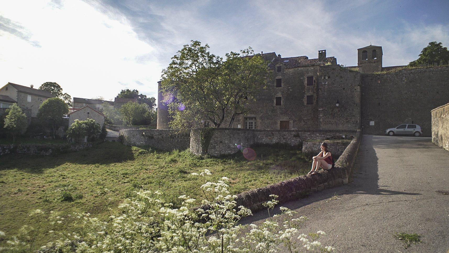 Randonn e de saint jean d 39 alcas au plateau de mascourbes - Saint paul de fenouillet office de tourisme ...