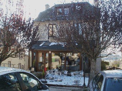 Restaurant de Cantoin, Office de tourisme Argences en Aubrac
