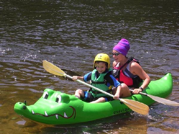 Asvolt - Canoë-Kayak Spécial Petits