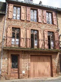 La Maison d'Irène, OFFICE DE TOURISME DU CANTON D'ESTAING