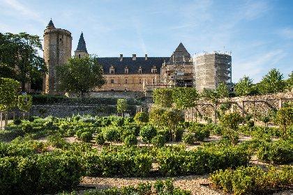 Château et Jardin de Bournazel
