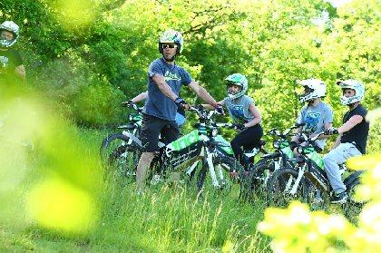 F'Estivales du Lot à l'Aubrac : Fun-E Bike