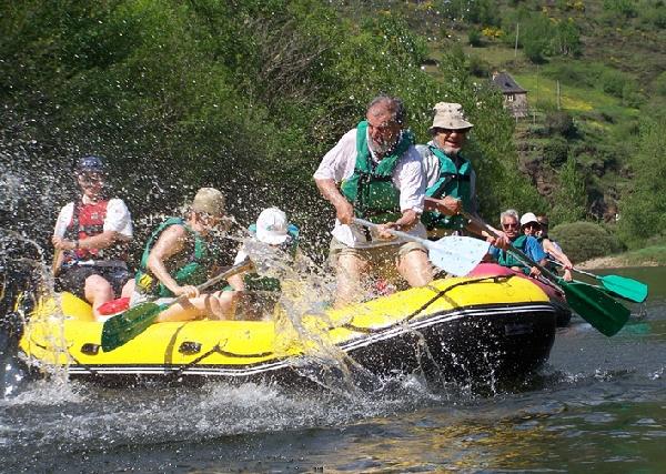 Asvolt - Location Canoë, Raf, Kayak - Descente en individuel