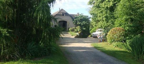 Visite de l'Artistoparc à Castelnau de Mandailles