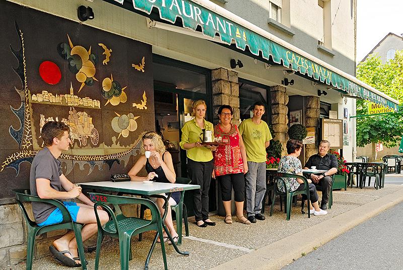 Hôtel Restaurant Cazes-Arazat (groupes-traiteur)
