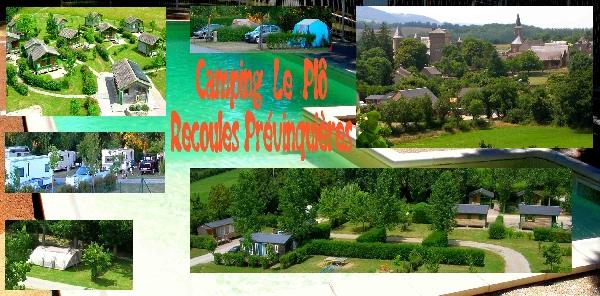 Camping *** Le Plô (groupes)