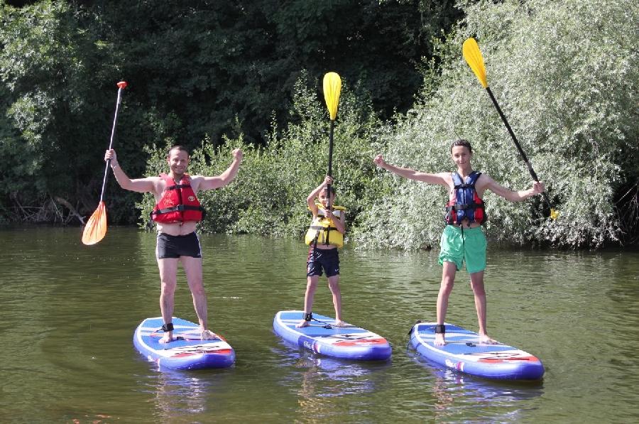 Stage d'initiation au Kayak avec O'Paddle d'Olt