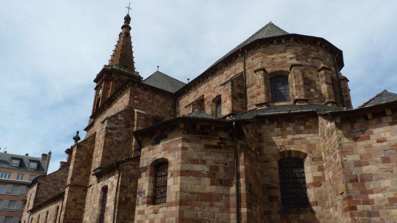 EN ATTENTE - Visite de l'église Saint-Amans