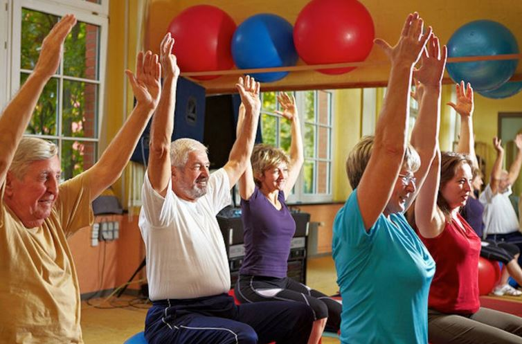 ATELIERS SPORT SENIOR Cycle n°6- Arvieu
