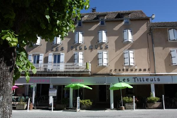 Restaurant les Tilleuls de Pareloup
