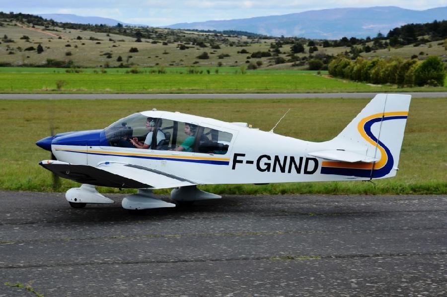 Journées portes ouvertes à l'aérodrome Millau Larzac